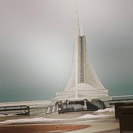 Calatrava by Suzette Christianson - Buildings & Architecture Architectural Detail