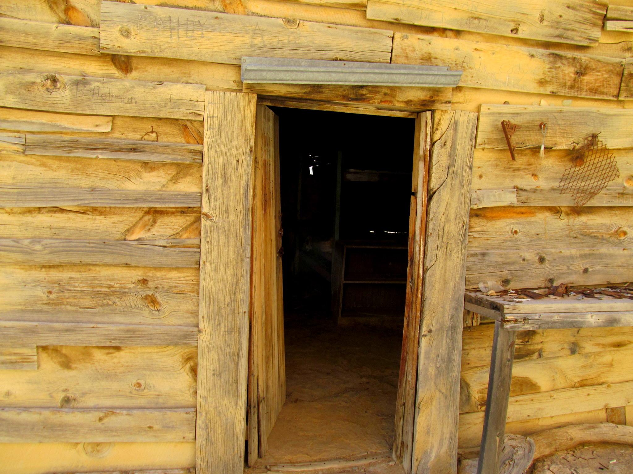 Photo: Copper Globe cabin