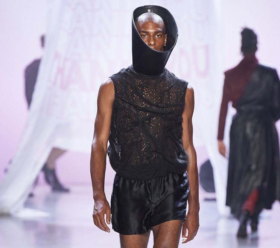 Risd Apparel Design Grads Present Unique Visions And Scents At New York Fashion Week News Risd