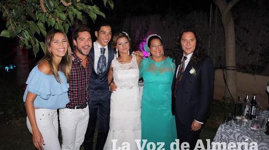 Emotiva boda flamenca de José del Tomate, hijo de Tomatito