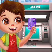 Kids ATM Simulator Learning
