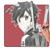 How To Draw SAO For Fans