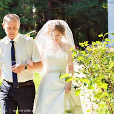 Wedding photographer Marina Shtin (mops). Photo of 20.08.2014