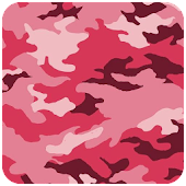 Pink camouflage wallpapers