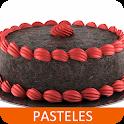 Recetas de pasteles en español gratis sin internet icon
