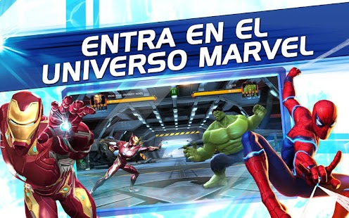 MARVEL Batalla de Superhéroes Screenshot