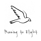 Running to Flight