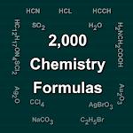 Chemistry formulas 2.0.0