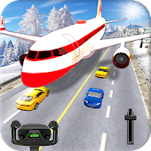 Highway Airplane Landing FlyWings Free