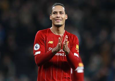 Liverpool livre une bonne nouvelle concernant Virgil van Dijk