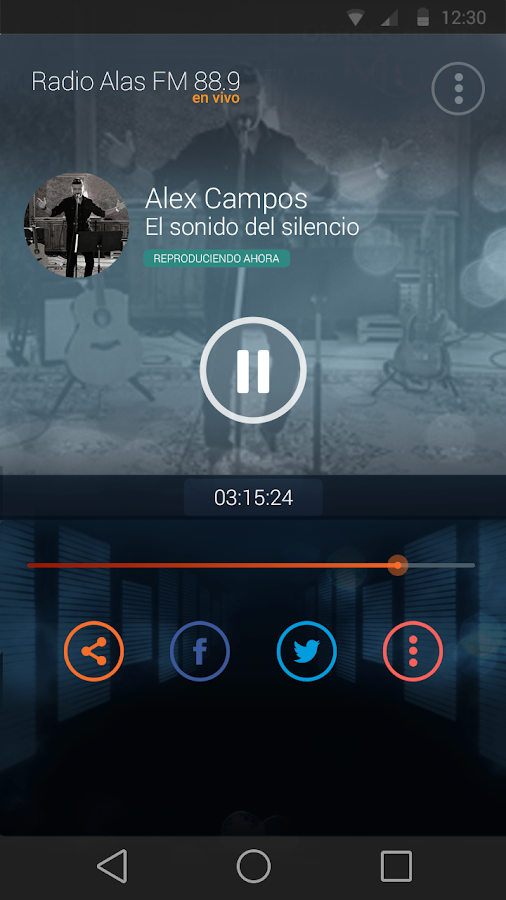 Radio Alas FM 88.9- screenshot