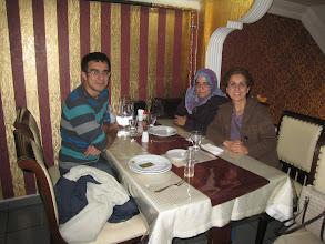 Photo: 11 Kasım 2012 - Malatya, Kağıt kebabı mekanı, Vedat Milor'dan 5 yıldızlı