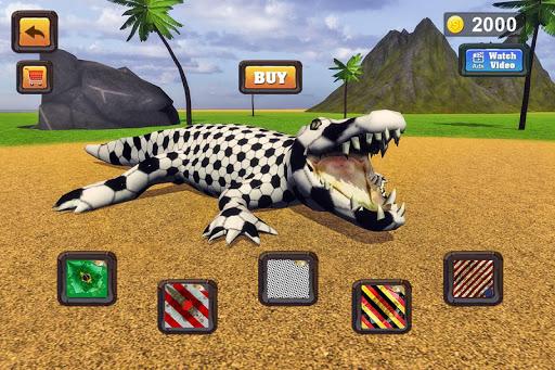 Angry Crocodile Family Simulator: Crocodile Attack filehippodl screenshot 8