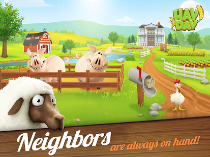 Hay Day- screenshot thumbnail