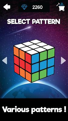 SpeedCubers-3D Rubik's Puzzles - screenshot