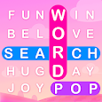 Word Search Pop - Free Fun Find & Link Brain Games