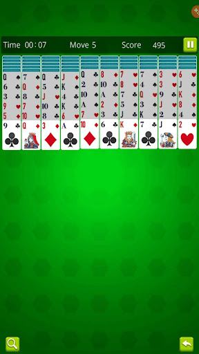 Spider Solitaire 2020 screenshots 1