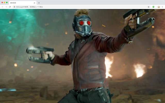Galaxy Guard HD New Tabs Movies Themes
