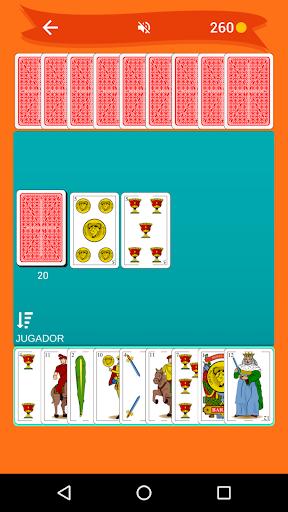Sevens: card game 1.8 screenshots 2