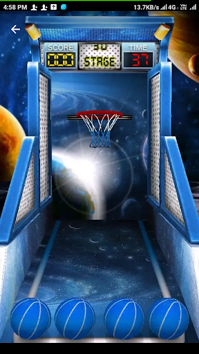 Basketball Mobile 2019 New Game - screenshot