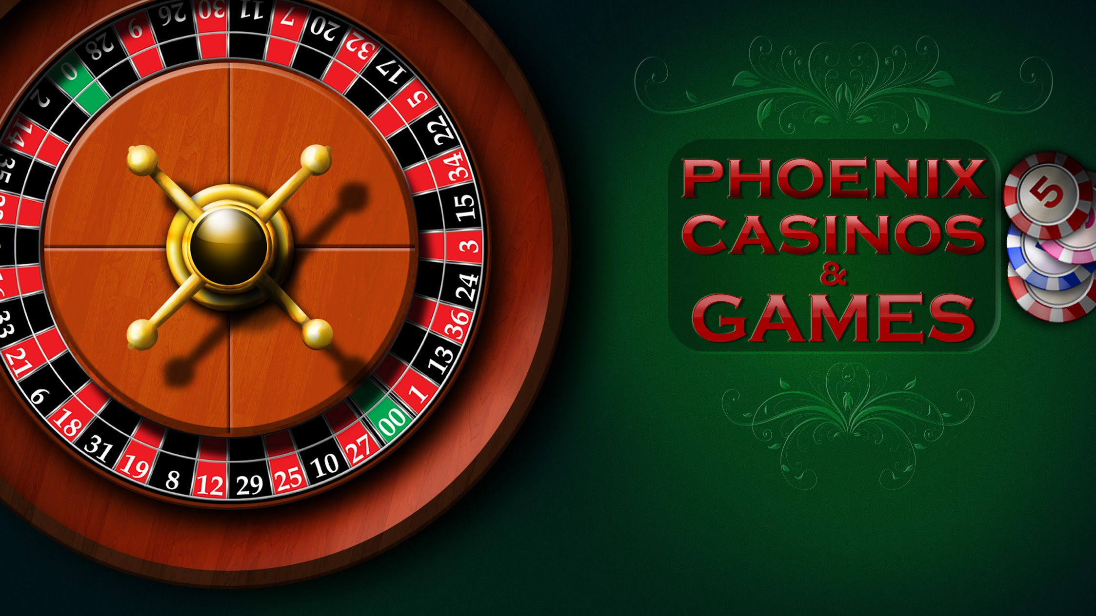 Phoenix Casinos & Casual games