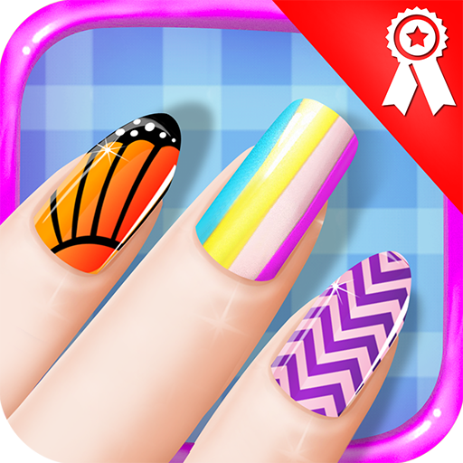 App Insights Nail Art Salon With Manicure Pedicure Girls Game