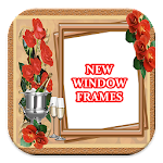 New Window Frames Icon