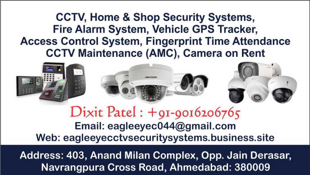 Eagle Eye cctv security systems - Cctv security systems