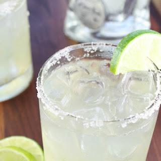 Classic Margaritas.