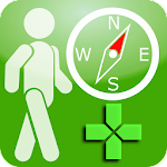 Mock GPS - Walk Simulator Icon