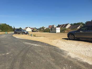 Terrain à bâtir 491 m2