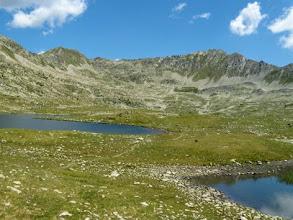Photo: Il vasto plateau degli Estany Rosari de Baciver.