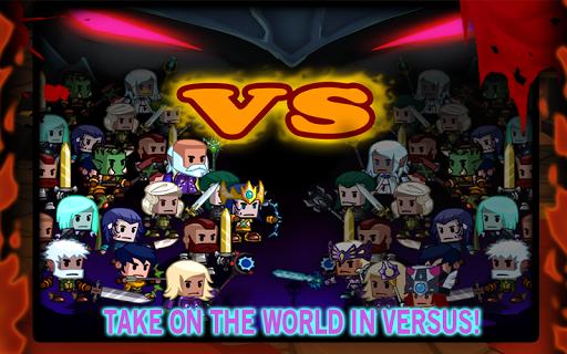 ヒーロー vs モンスター