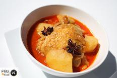 """Massaman kaï » / Poulet au curry « massaman »"