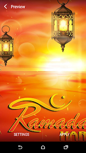 Ramadan Live Wallpaper - náhled