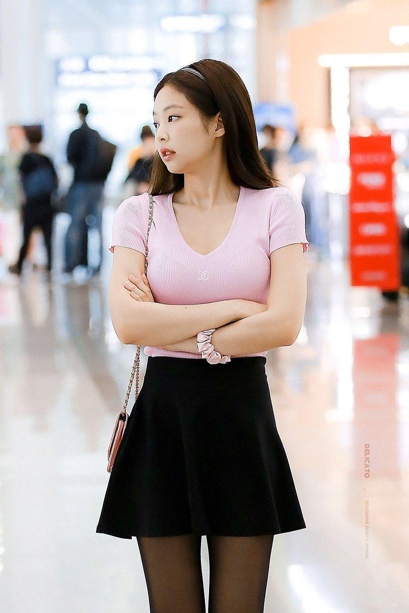jennie pink airport