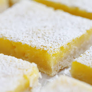 The Best Lemon Bars.
