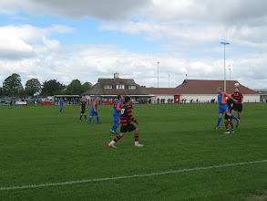 Photo: 30/08/10 v Hayes Gate (Combined Counties League Div 1) 3-2 - contributed by Justin Holmes