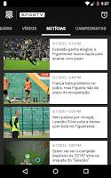 Screenshot of Figueirense SporTV
