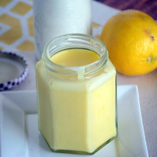 Lemon Cream.