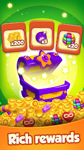 Sweet Candy's Home - colorful & happy puzzles