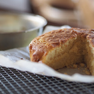 Simple Cinnamon Tea Cake.