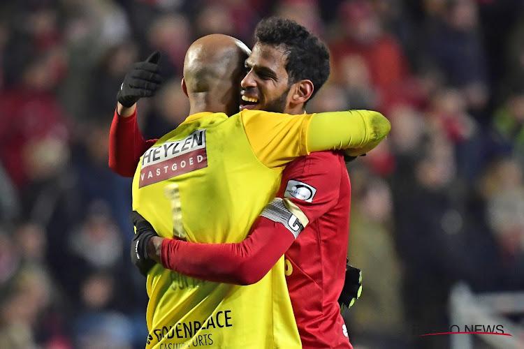 """Antwerp-kapitein Haroun over vertrek Bolat en situatie Mbokani: """"Dat ligt bij mij toch gevoelig"""""""