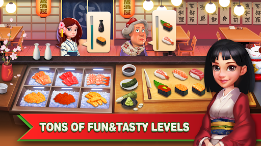 Code Triche Happy Cooking: Chef Fantasy apk mod screenshots 2