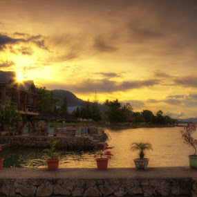 Wonderful Toba Lake by Johan Joe - City,  Street & Park  Vistas (  )