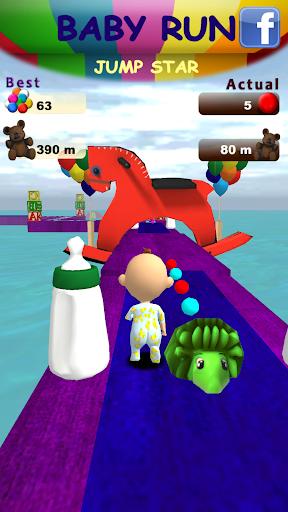 玩娛樂App|ベイビー·ラン - ジャンプスター免費|APP試玩
