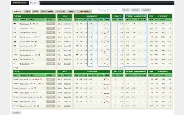 espn fantasy football not loading