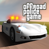 4x4 Off-Road Police Chase Game