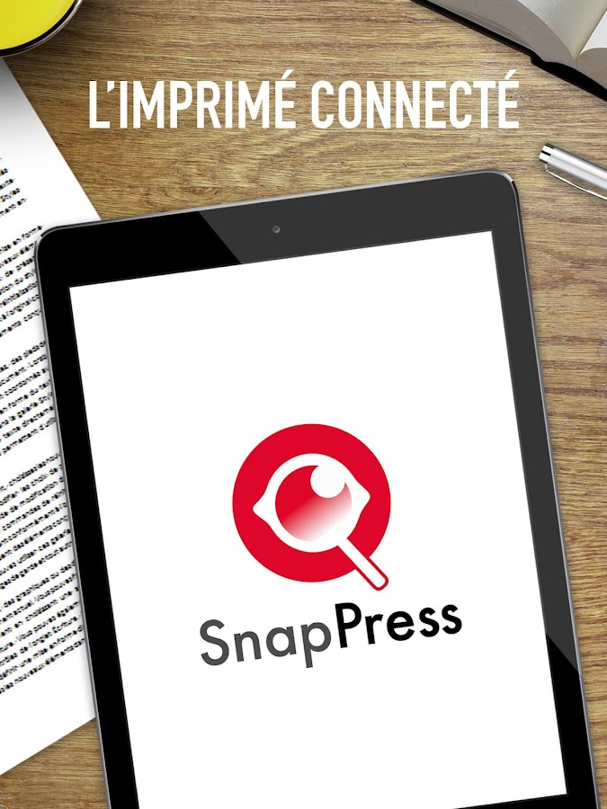 SnapPress- screenshot
