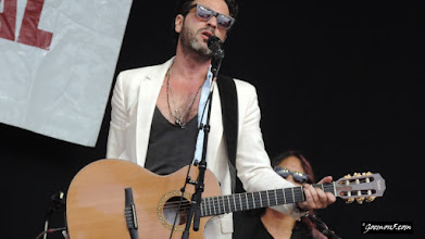 Photo: Adam Cohen is a charmer, but he is a great songwriter as well.